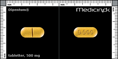 tabletter 500 mg