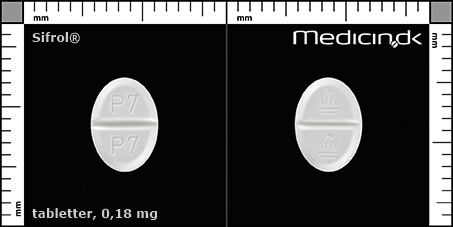 tabletter 0,18 mg